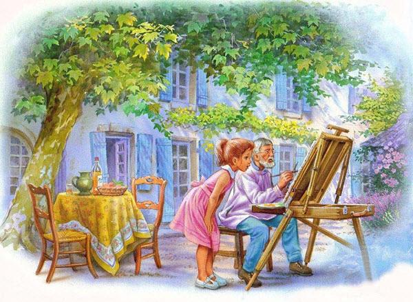 Где учиться на художника иллюстратора