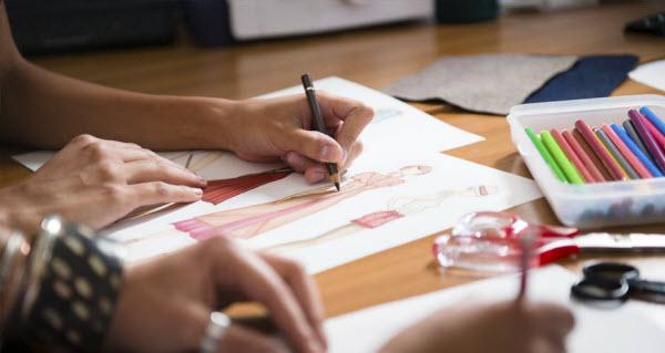 где учиться на дизайнера одежды