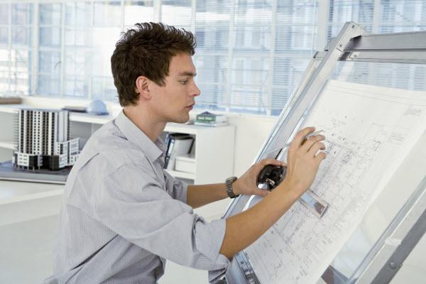 Инженер-конструктор зданий