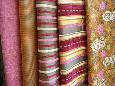 оформление текстильного магазина фото