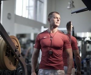 Трахнули инструктора по фитнесу