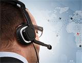Специалист службы поискового и аварийно-спасательного обеспечения полетов