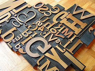 Дизайн шрифтов