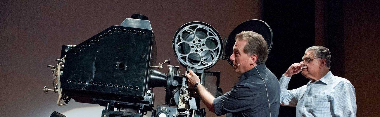 Картинка профессии в кино