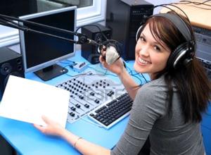 Диджей на радио (Радиодиджей)